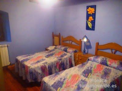 TURISMO VERDE HUESCA: Casa Cebollero de Las Tiesas Bajas